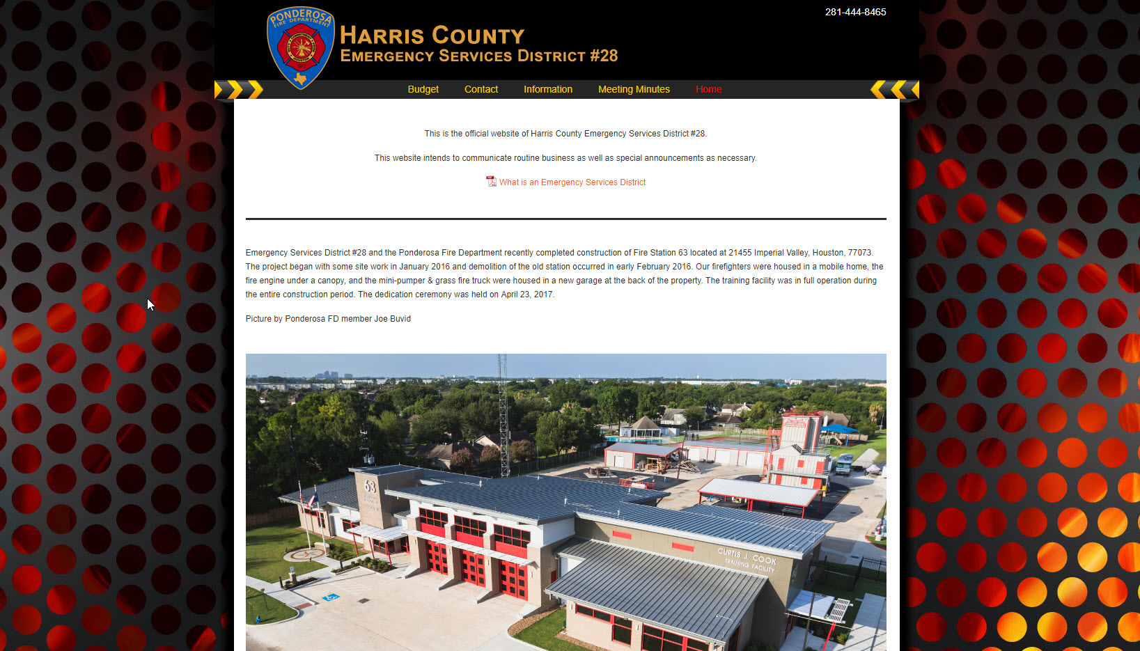 Harris County Emergency Services District #28