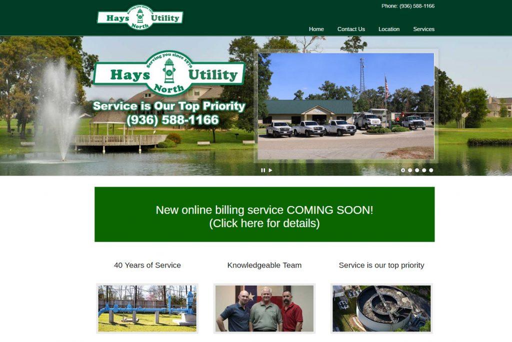 Hays Utility North Corp