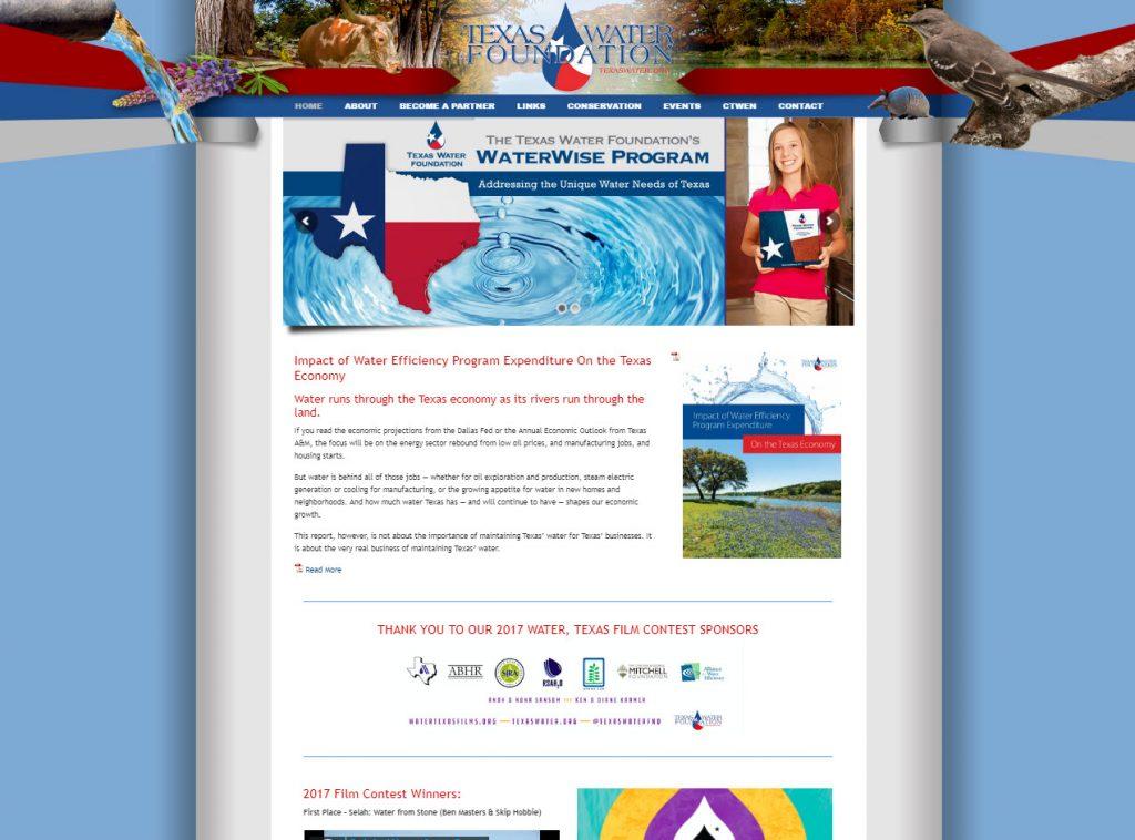 Texas Water Foundation (TWF)