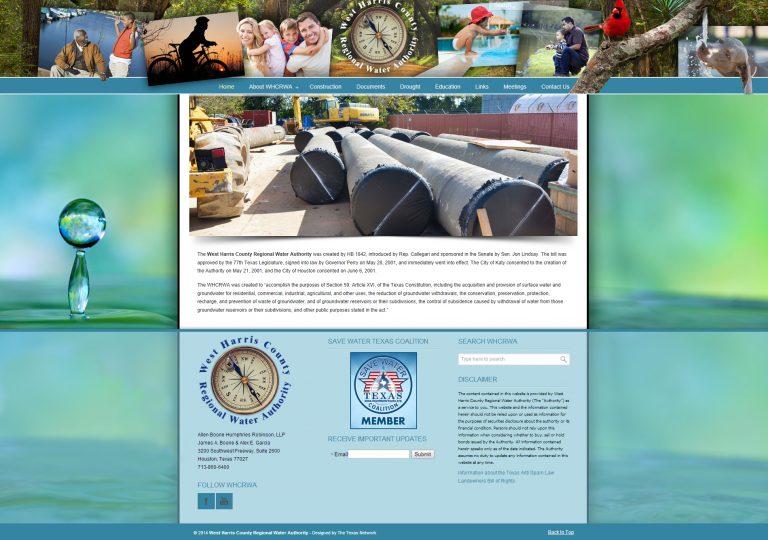 West Harris County Regional Water Authority