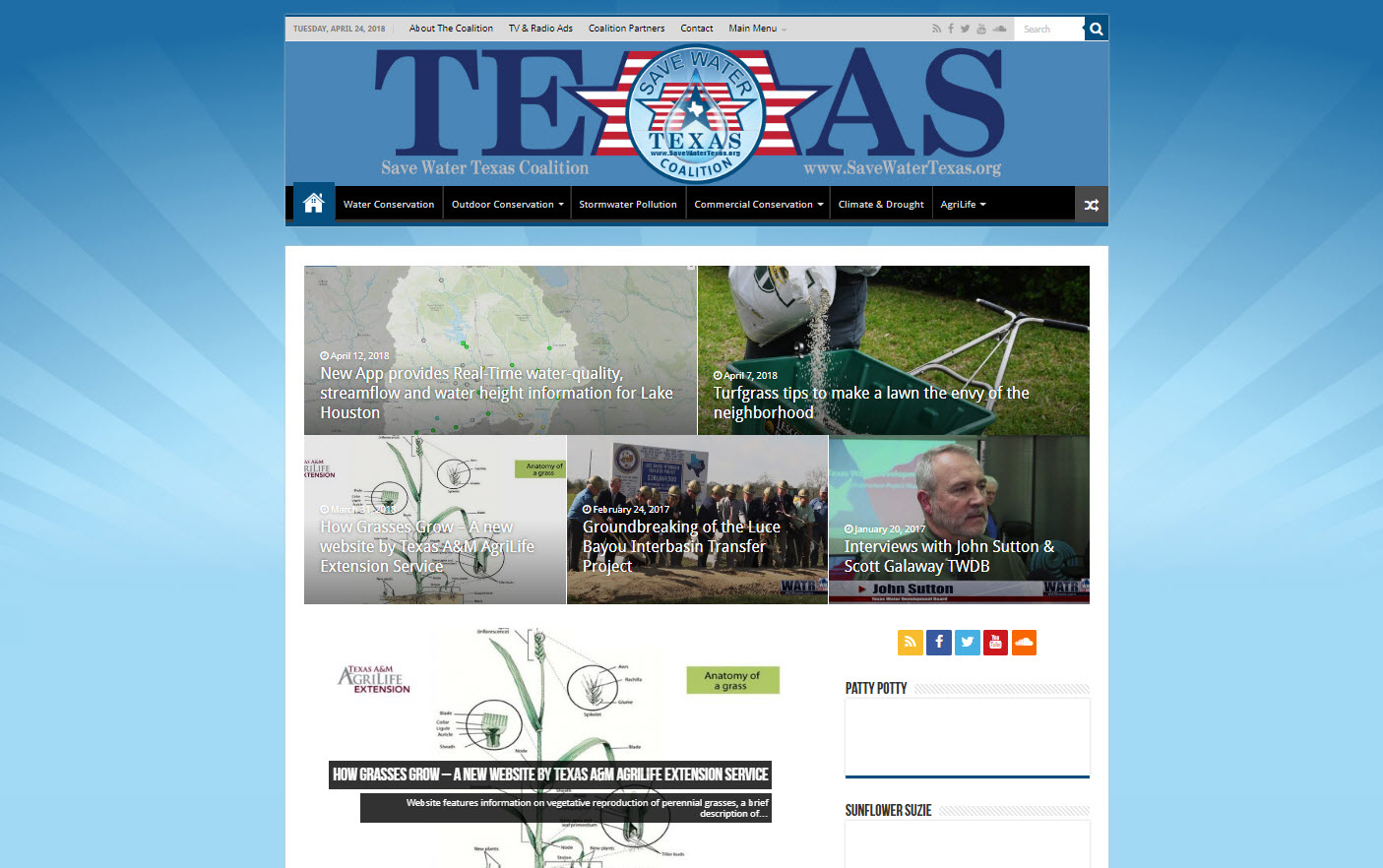 Save Water Texas Coalition (SWTC)