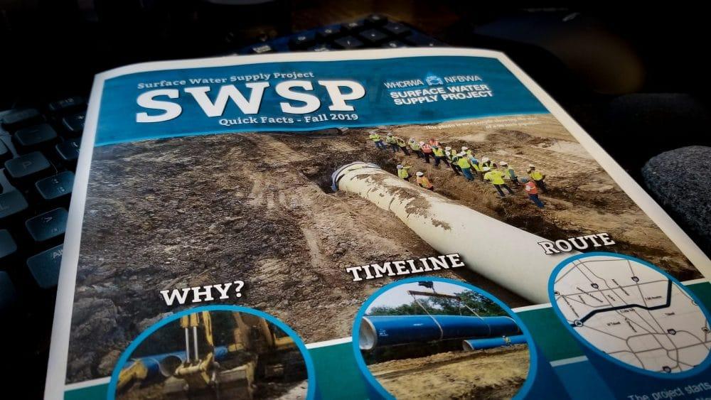 SWSP Newsletter Cover