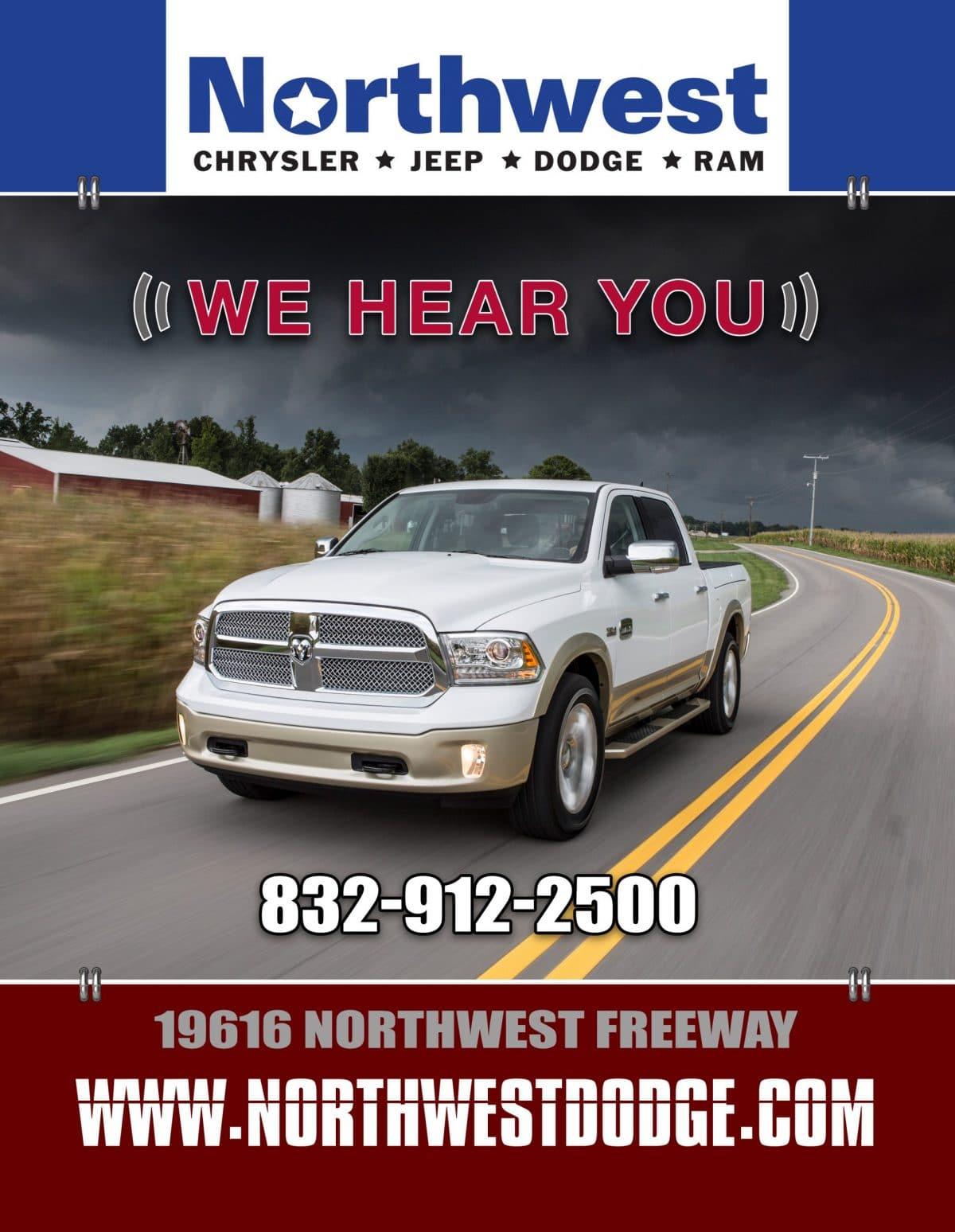 Northwest Dodge