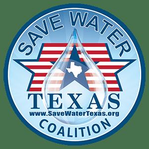 Save Water Texas Coalition Logo