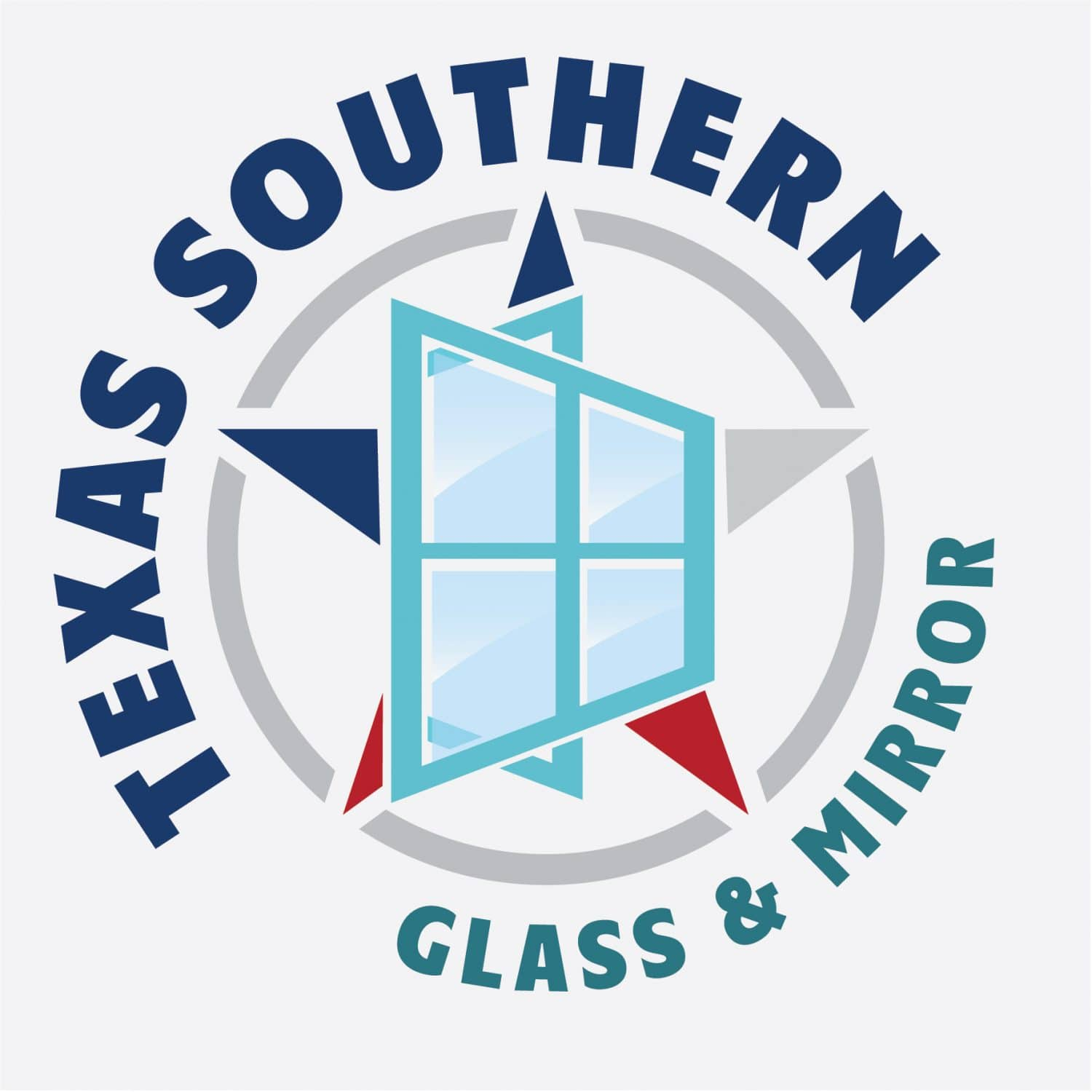 Texas Southern Glass and Mirror logo