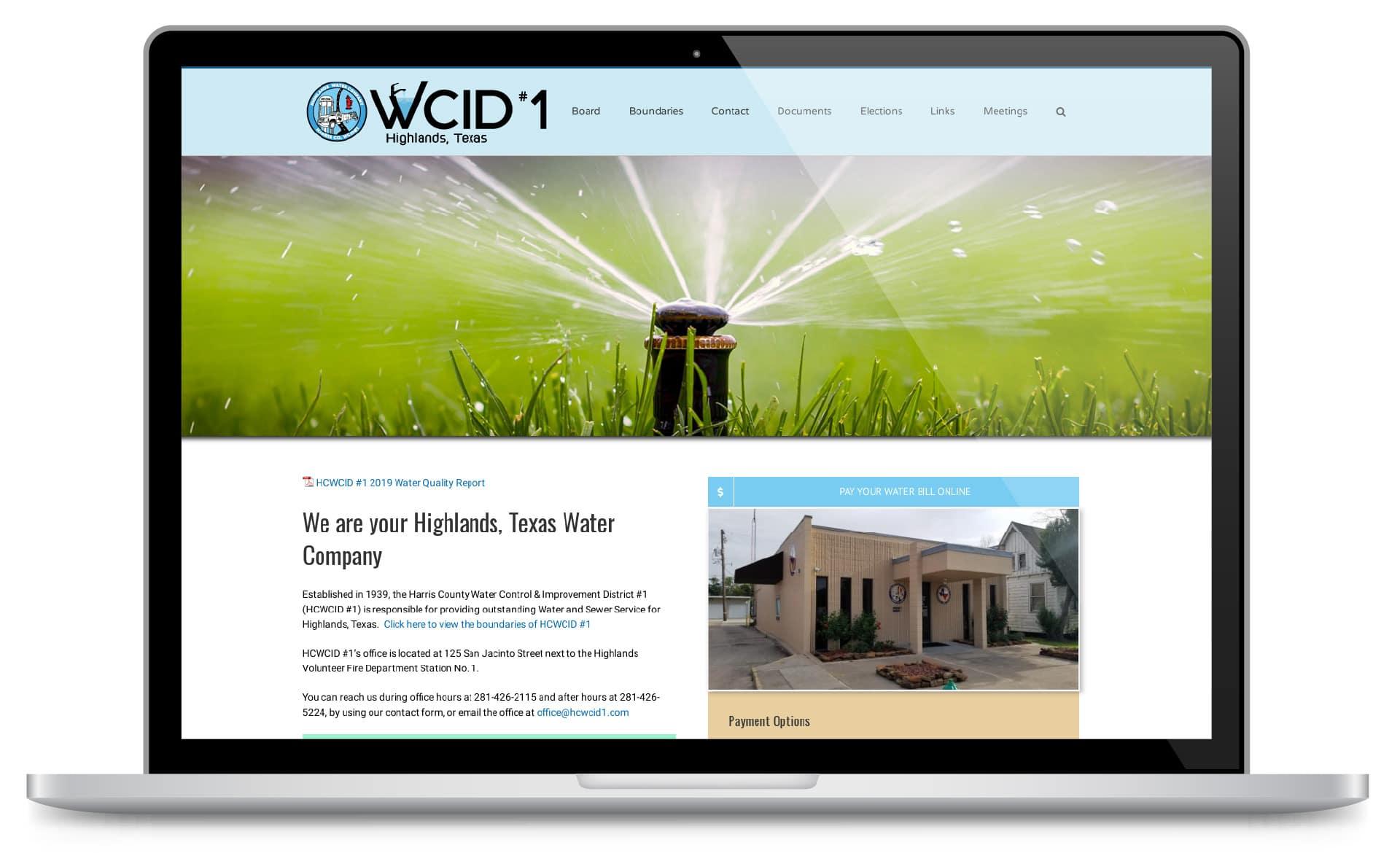 HCWCID 1 - Highlands, Texas